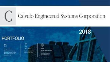 Calvelo Company Presentation 2018 Q2