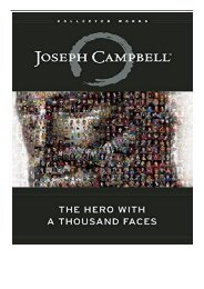 [PDF] Download The Hero with A Thousand Faces The Collected Works of Joseph Campbell Full ePub