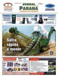 Jornal Paraná Junho 2018