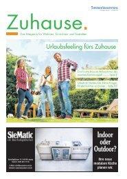 Zuhause. Juni 2018 | Das Magazin für Wohnen, Einrichten und Gestalten