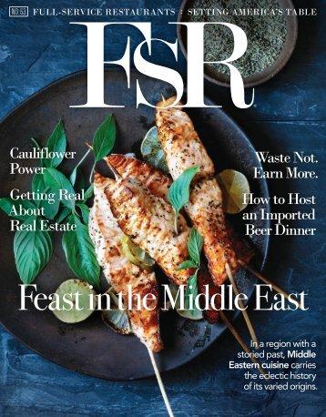 FSR magazine April 2018
