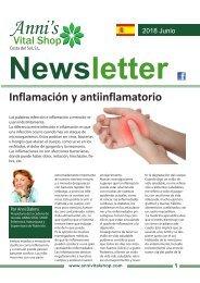 Inflamación y antiinflamatorio