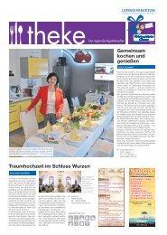 THEKE Dezember 2017 | Der regionale Appetitmacher