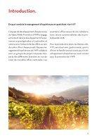 Management d'expériences. Valais/Wallis Promotion. - Page 5