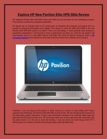 HP Computer Support Number 1-800-439-2178