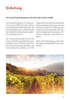 Erlebnismanagement. Valais/Wallis Promotion - Page 5