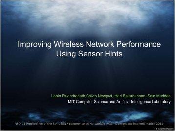 Wireless Protocol Stack