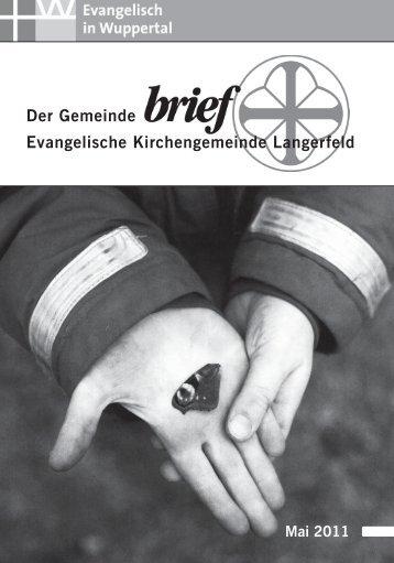Hinter die Kulissen geschaut! - Evangelische Kirchengemeinde ...