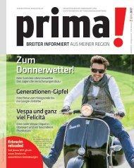 prima! Magazin – Ausgabe Juni 2017