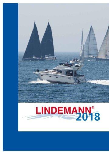 Lindemann Gesamtkatalog 2018