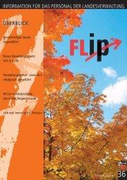 FLIP36_EIGENES.qxd - Landesverwaltung Liechtenstein