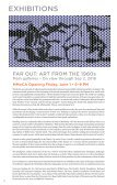 Summer 2018 MMoCA newsletter - Page 2