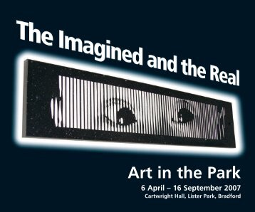 Art in the Park 6 April – 16 September 2007 - John Atkin