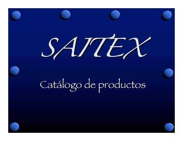 Catálogo SAITEX-2015