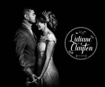 LIDIANE E CLAYTON - Album 25x30