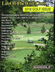 LifeOnTheWolf.Com GOLF 2019 Issue