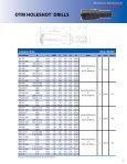 OTM HOLESHOT® DRILLS - Kyocera - Page 4