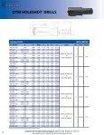 OTM HOLESHOT® DRILLS - Kyocera - Page 5