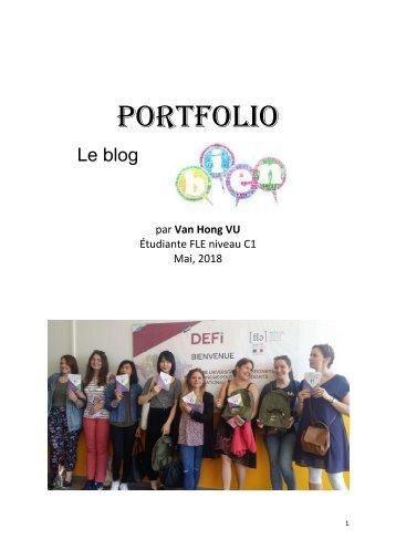 Portfolio Van 2018 FINAL