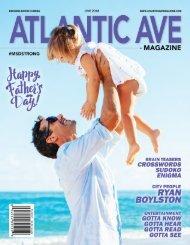 Atlantic Ave Magazine - June 2018