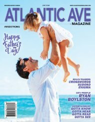 Atlantic Ave Magazine - June 2018
