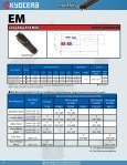 End Mills - Kyocera - Page 6