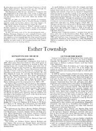 Bicentennial history of Polk County, Minnesota : pioneers of the valley