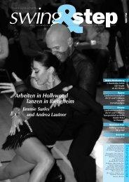 Arbeiten in Hollywood Tanzen in Bietigheim - DTV