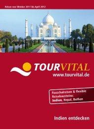 TOURVITAL IndienEntdecken Wi1112