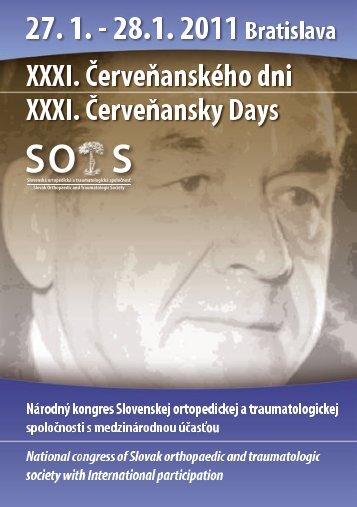 XXXI. Červeňanského dni