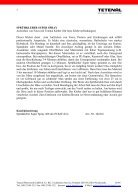 Tetenal Hilfsmittel Produktinformationen Seite Lichtschutzlack 2 ... - Page 3