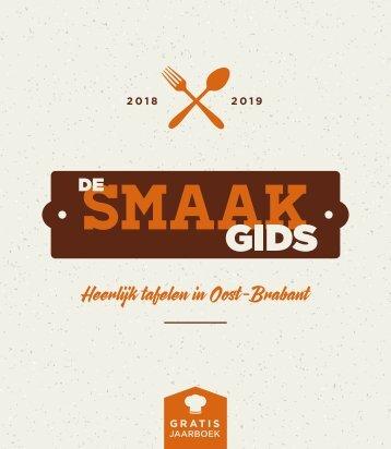 1823 Smaakgids Brabant mei 2018 - week 23