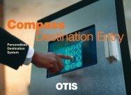 Compass brochure - Otis Elevator Company
