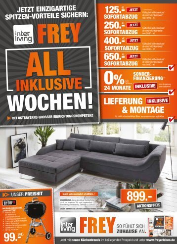 Interliving FREY Cham - All Inklusive Wochen!