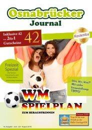 Osnabrücker Journal - Sommer 2018