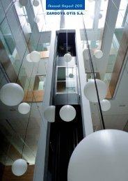 Annual Report 2011 - Otis Elevator Company