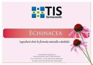 TIS Farmaceutic - Echinacea