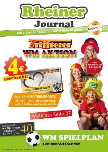 Rheiner Journal - Sommer 2018