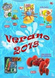 Catálogo de Verano MAJUPLAS
