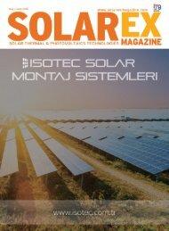 Solarex Magazine Mayıs Haziran 2018