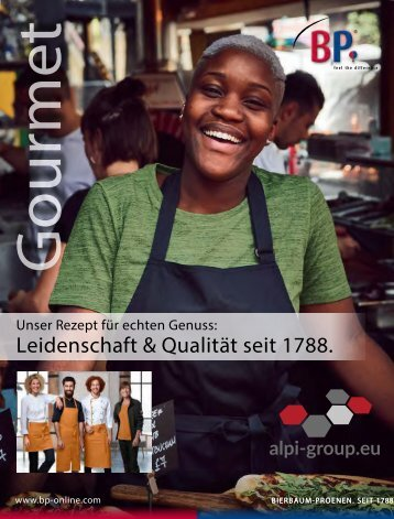 BP_Gourmet Alpi Group