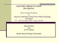 Steps for Conducting Nuclear Power Plant Technology ... - IAEA