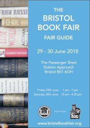 Bristol 2018 Fair catalogue (updated)