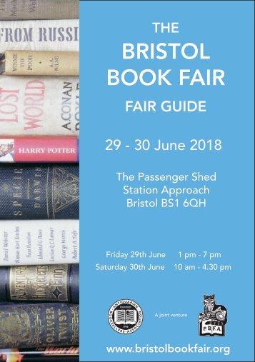 Bristol 2018 Fair catalogue (updated)
