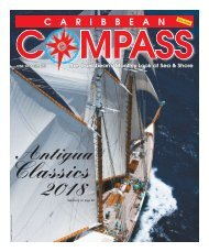 Caribbean Compass Yachting Magazine - June 2018