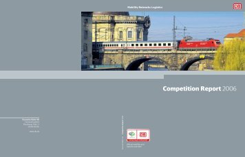Competition Report 2006 - Deutsche Bahn AG
