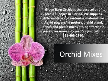 Best Orchid Potting Mixes for Sale Online in Florida