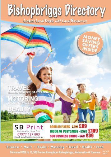 Bishopbriggs Directory May/June 2018