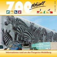 Zoo aktuell 1 / 2012 - Tiergartenfreunde Heidelberg eV