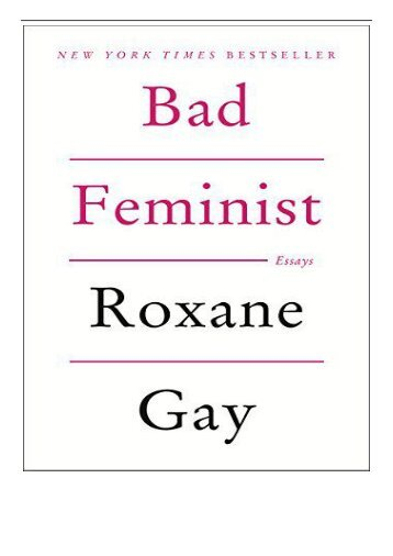 [PDF] Bad Feminist Full pages